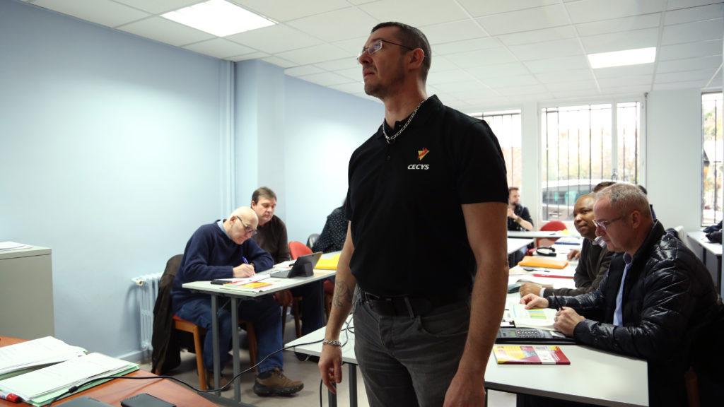 CECYS - centre de formation en sécurité privée