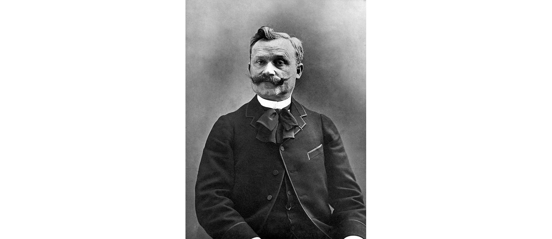 portrait of Pierre-François Marie Goron