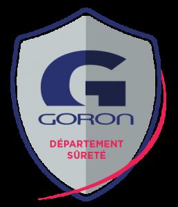 Département sûreté - Goron S.A