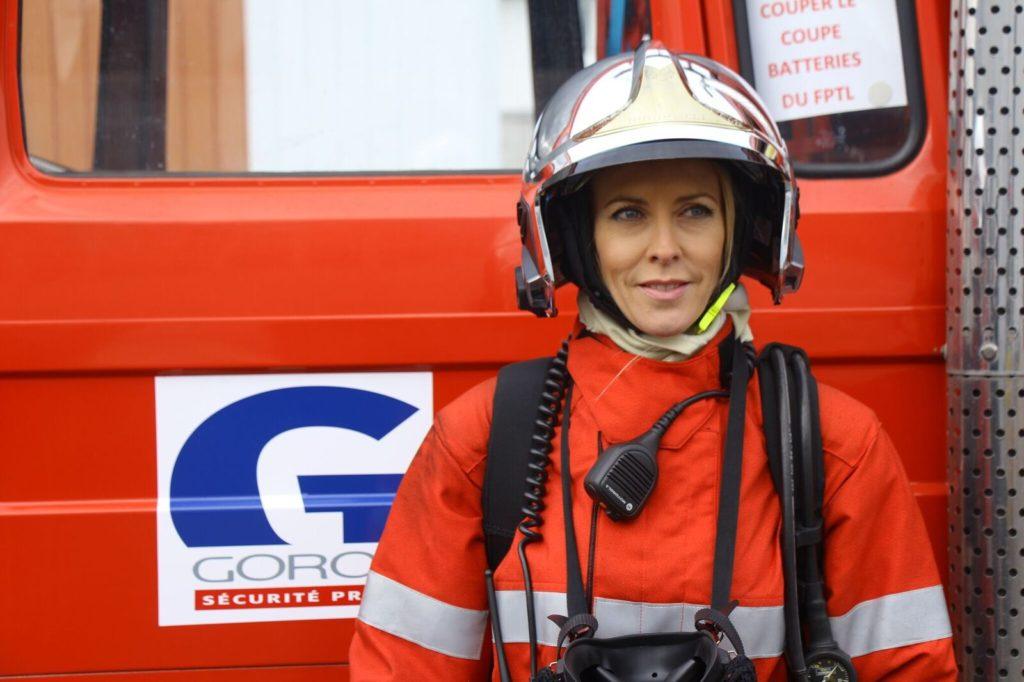 Service de sécurité incendie - Goron S.A