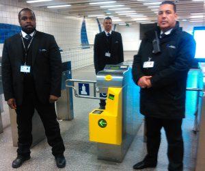 service sécurité transports