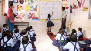 accès éducation solidarité enfants