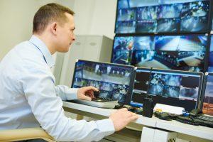 vidéosurveillance goron centre de controle