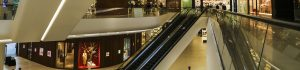 luxury shopping centre