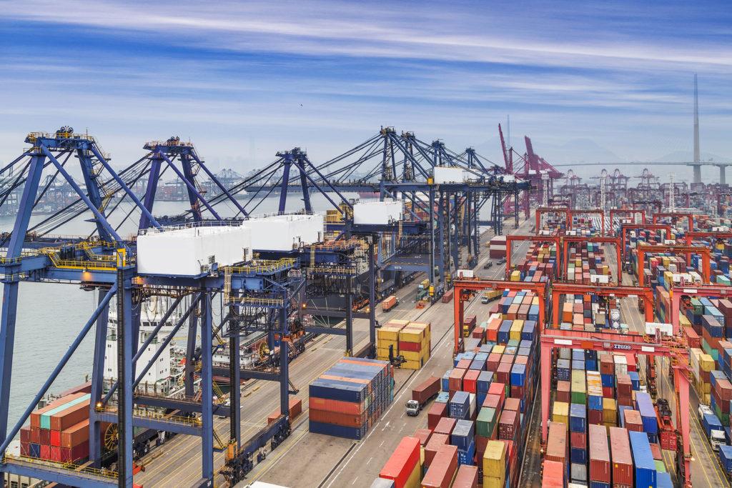 Sécurité des ports Goron S.A