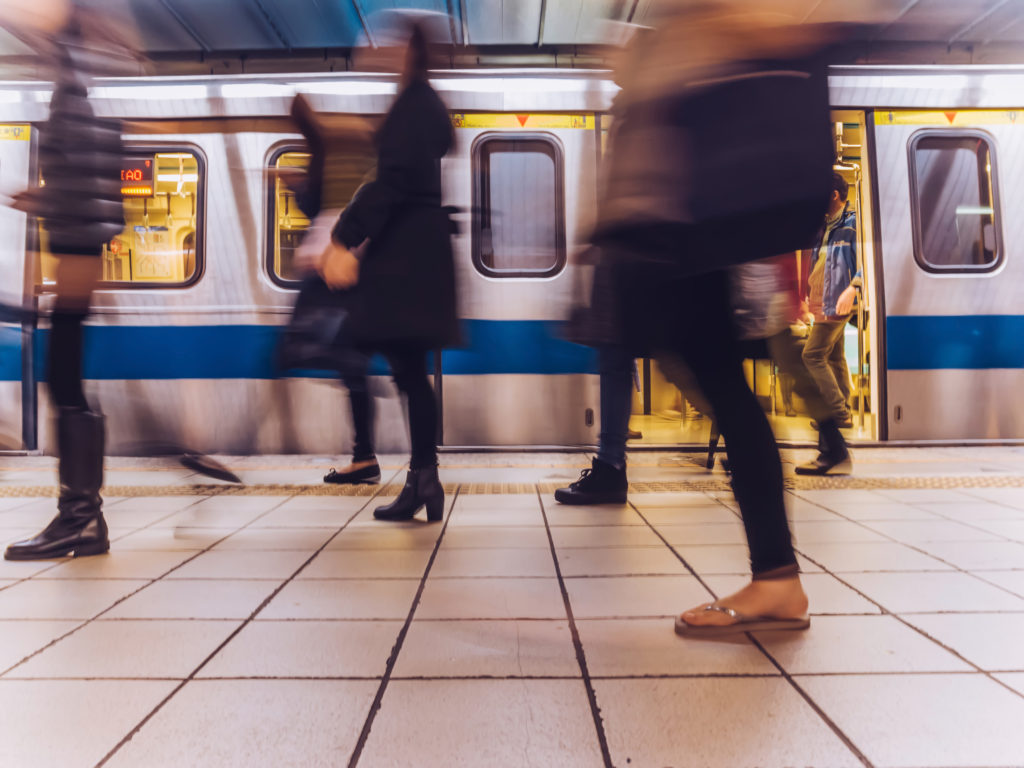 Service de sécurité pour les gares et les réseaux de transport