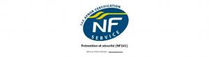 certification NF prévention et sécurité