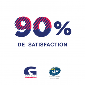 satisfaction client goron