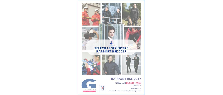 Téléchargez notre rapport RSE 2017