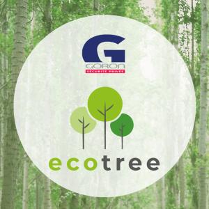 Goron s'engage pour la planète avec Ecotree