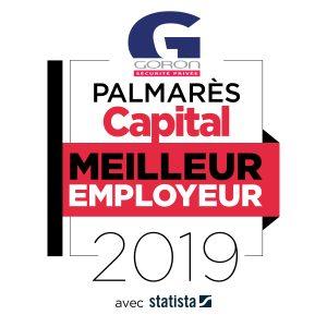 Goron meilleur employeur 2019