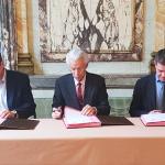Découvrez la signature du partenariat entre Goron et la CCI