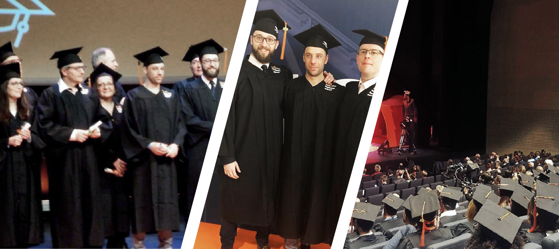 L'ESSE célèbre la remise des diplômes Formacadre ICN Business School
