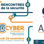 affiche des 4èmes rencontres de la sécurité à Dunkerque