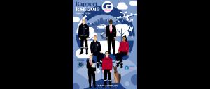 Couverture rapport RSE 2019 Goron