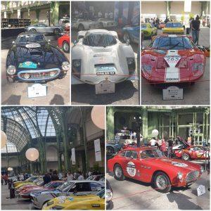 Voiture exposition Tour Auto 2020