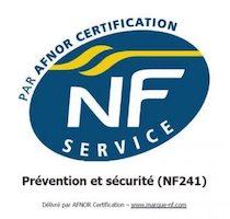 Goron titulaire de la norme Afnor depuis 1999